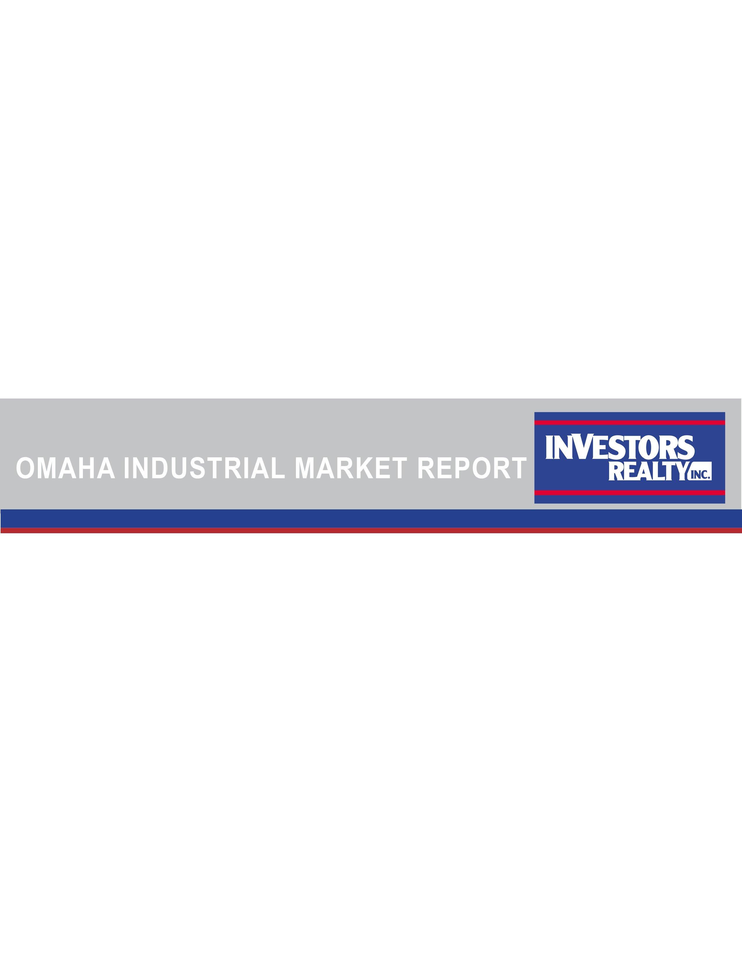 Investors Realty 2014 Industrial Market Report