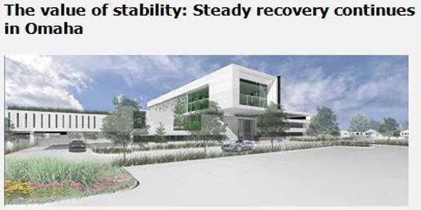Midwest Real Estate News interviews Tim Kerrigan, CCIM on Omaha CRE Market
