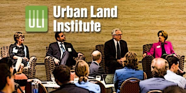 Urban Land Institute Conference Promotes Exchange of Ideas