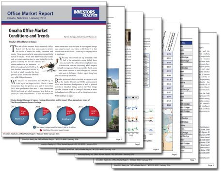 Preview the Omaha 2015 Office Market Report