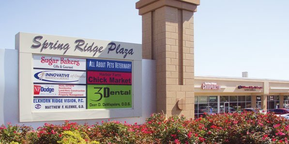 Revival of Spring Ridge Shopping Center