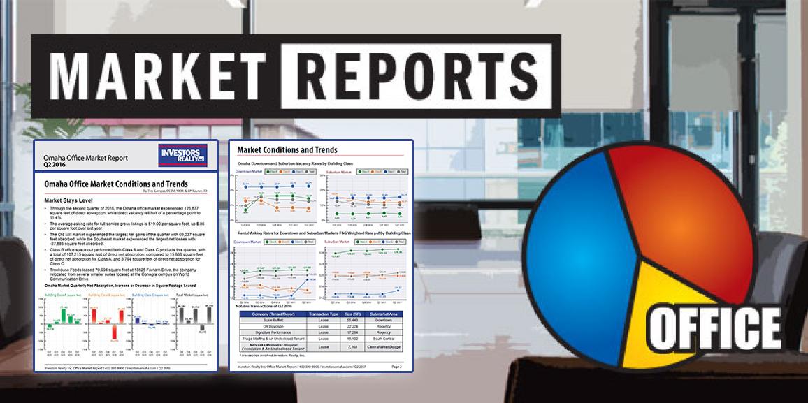 Investors Realty Inc. – Q2 2017 Office Report