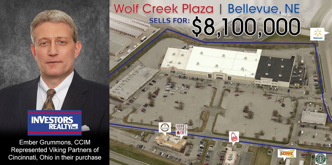 Wolf Creek Center Sells for $8,100,000