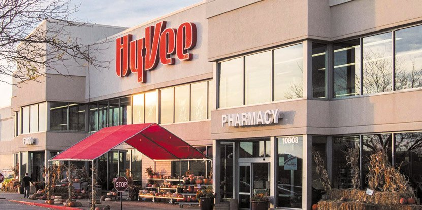 Hy-Vee and Wolf Creek Plaza Sales