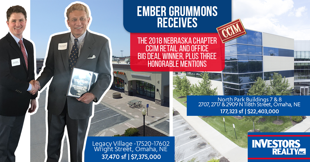Ember Grummons - Award Winning Investment Broker