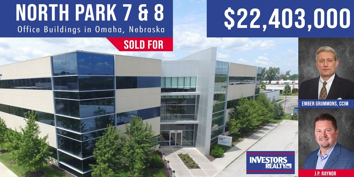 Sale of North Park Buildings 7 and 8