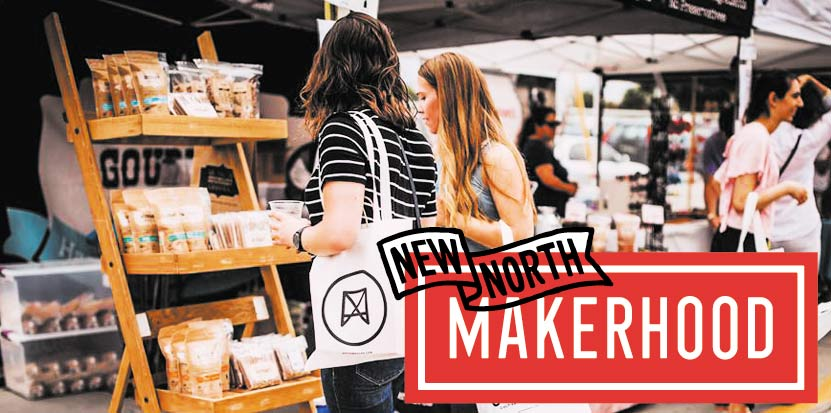 New North Makerhood: An Insider's Look