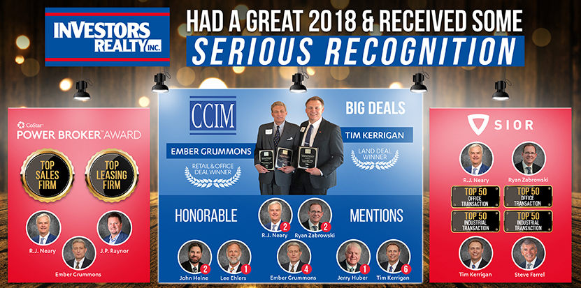 It's Awards Season In Commercial Real Estate!