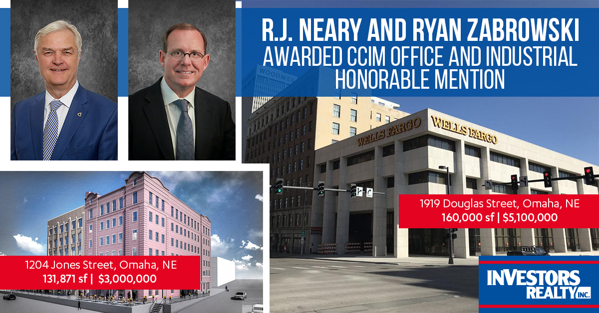 Ryan Zabrowski and RJ Neary - Award Winning Omaha Brokers