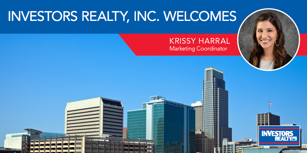 Investors Realty Welcomes Krissy Harral