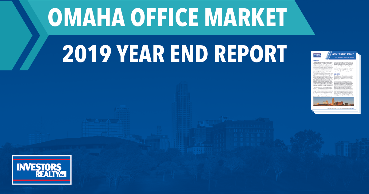 Investors Realty, Inc. 2019 Year End Office Report