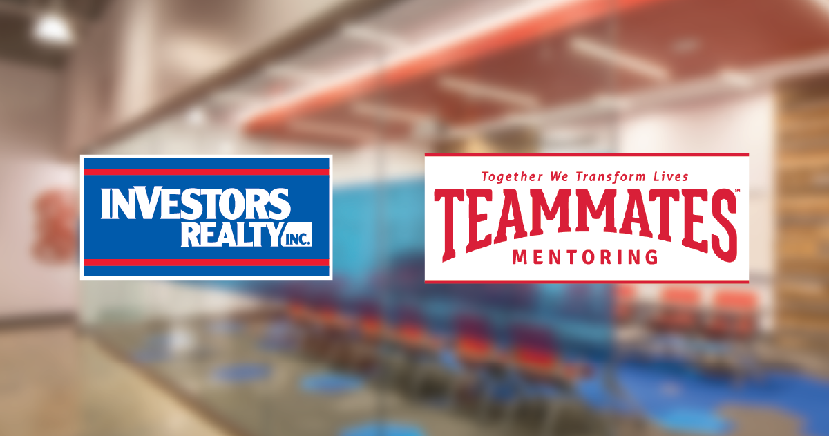 Investors Realty Partners with TeamMates Program