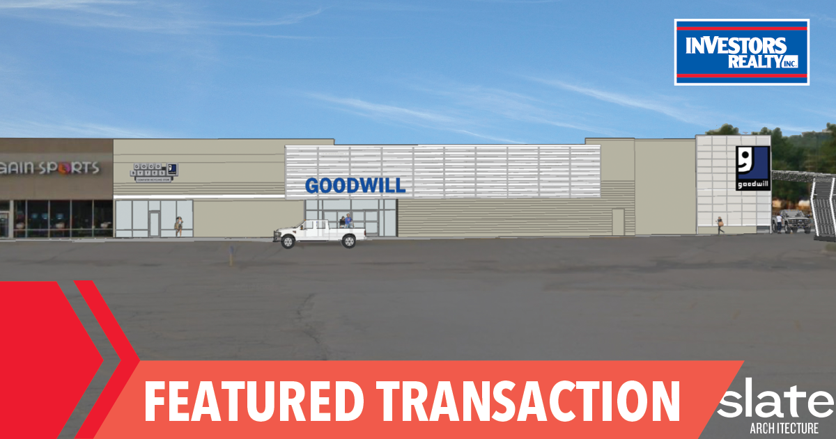 Goodwill Superstore to Open at Former Canfield's in May 2020