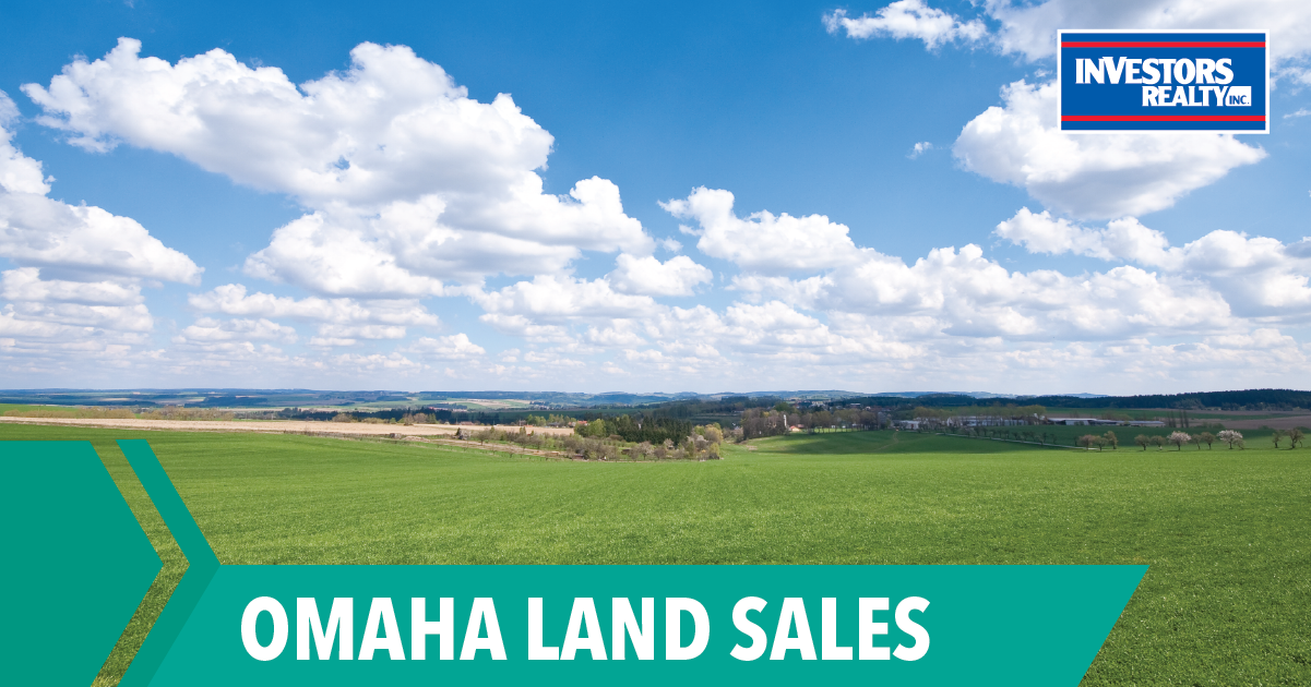 Omaha's Land Sales Cooled in 2019