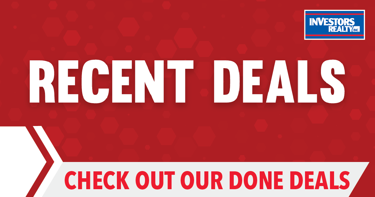 December 2020 Commercial DigestDone Deals
