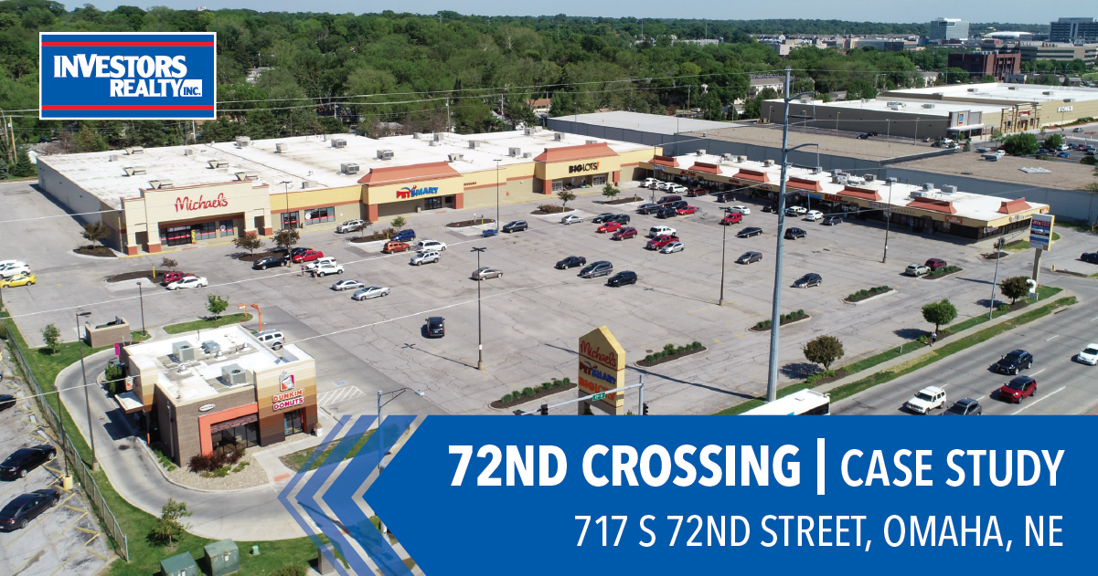 72nd Crossing Shopping CenterSells for $12,750,000