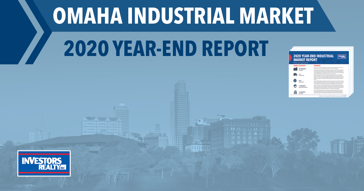 Investors Realty, Inc. 2020 Year-End Industrial Report