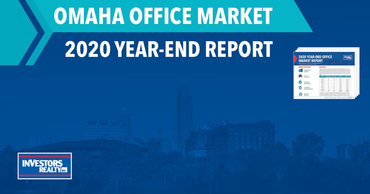 Investors Realty, Inc. 2020 Year-End Office Report