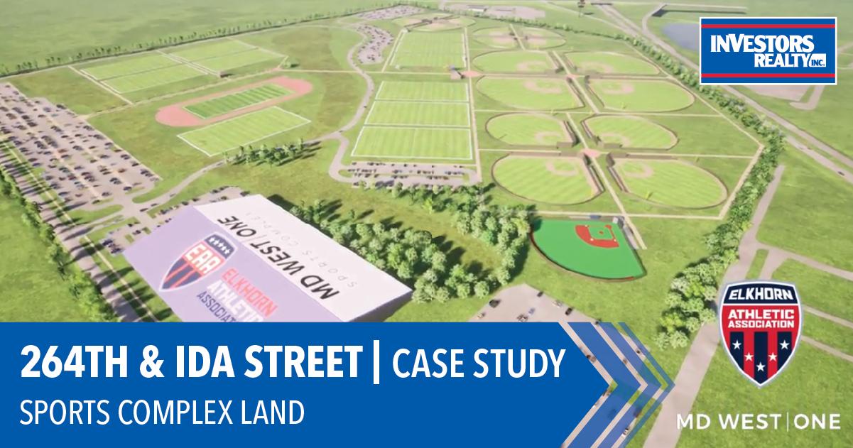 264th & Ida Street | Valley, NE EAA & MD West One Sports Complex Land