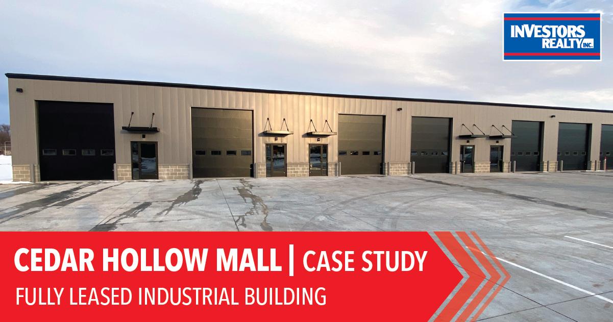 Cedar Hollow Mall | Fully Leased