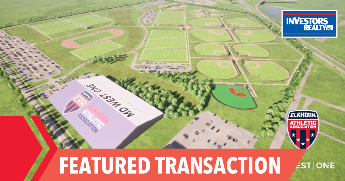 Elkhorn Athletic Association to Open Outdoor Sports Complex in Valley in 2022