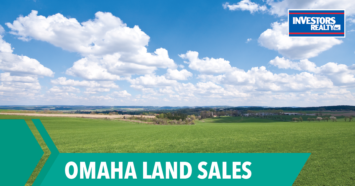 2020 Omaha Area Land Sales Were Extremely Strong