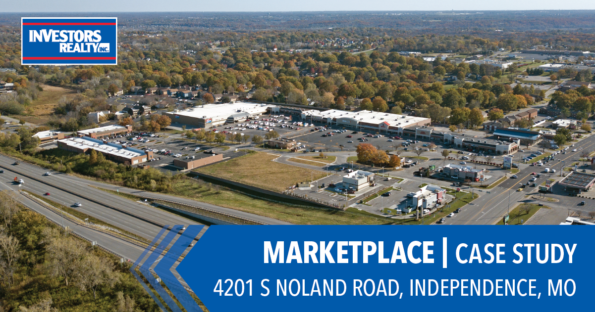 Marketplace Shopping CenterSells for $20,284,588