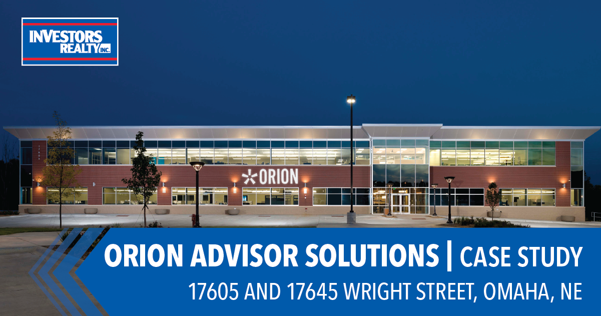 Orion Advisor SolutionsProperty Sells for $21,870,000