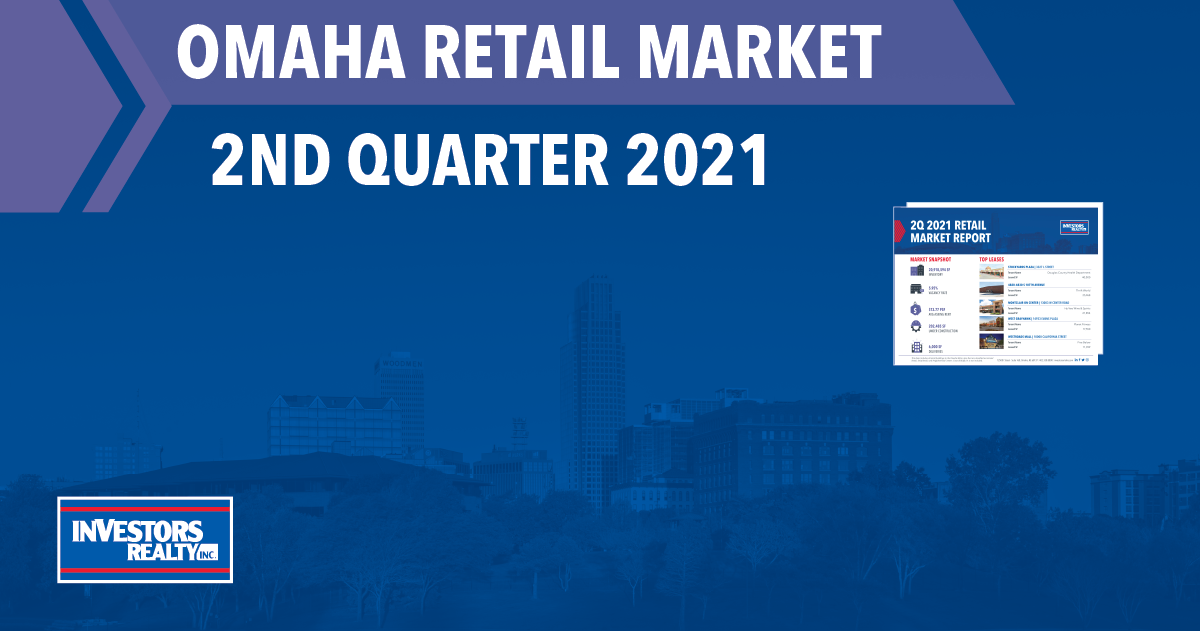 Investors Realty, Inc. Q2 Retail Market Report