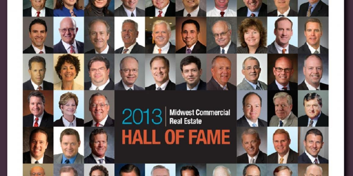 2013 Commercial Real Estate Hall of Fame