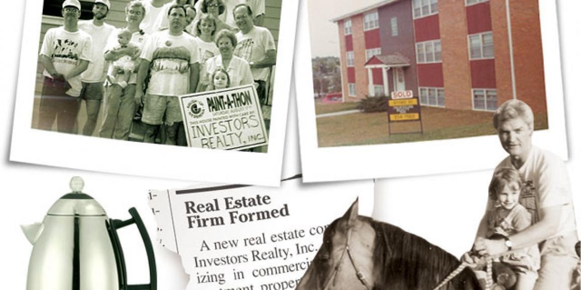 1975-2015 – Investors Realty 40 Year Timeline
