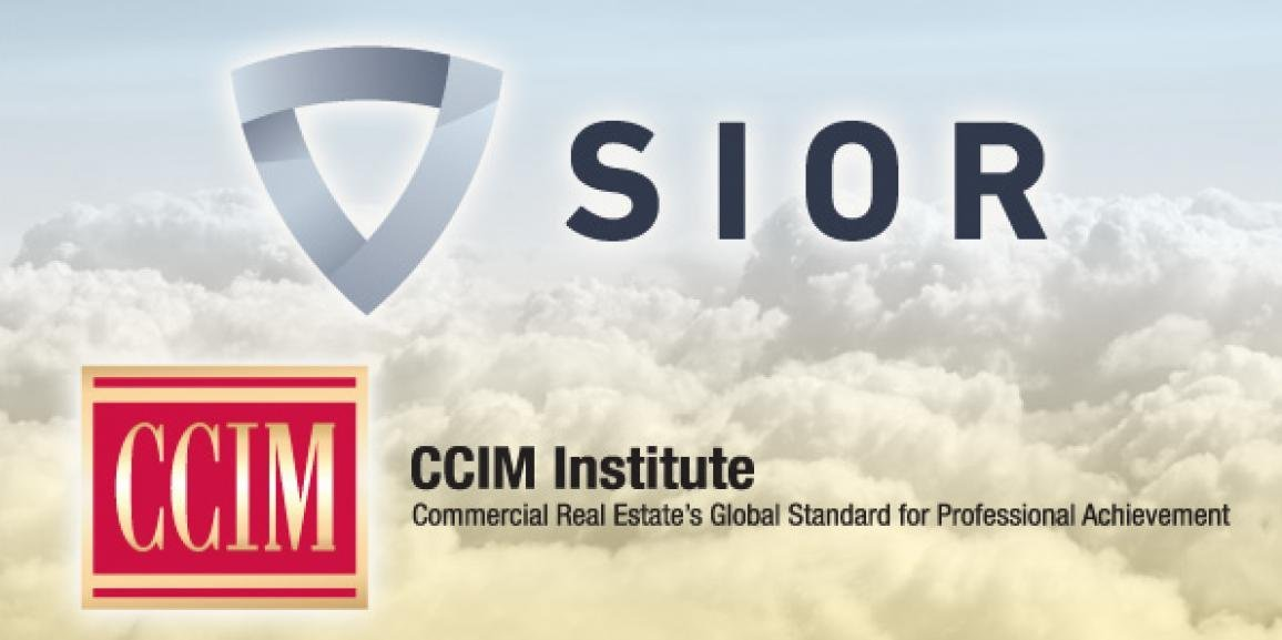 What do SIOR and CCIM Designations Mean?