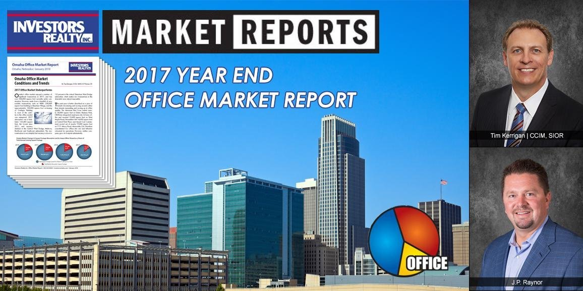 Investors Realty, Inc. 2017 Year End Office Report