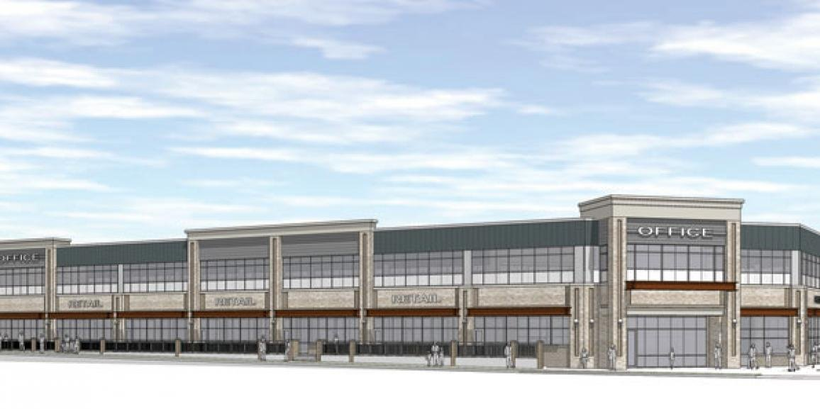 Lumberyard District Redevelopment Planned for Millard
