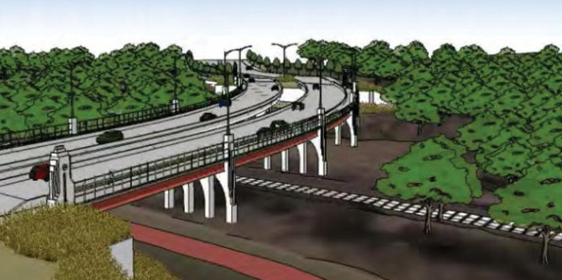 Long-awaited 180th Street Overpass Will Connect North and South