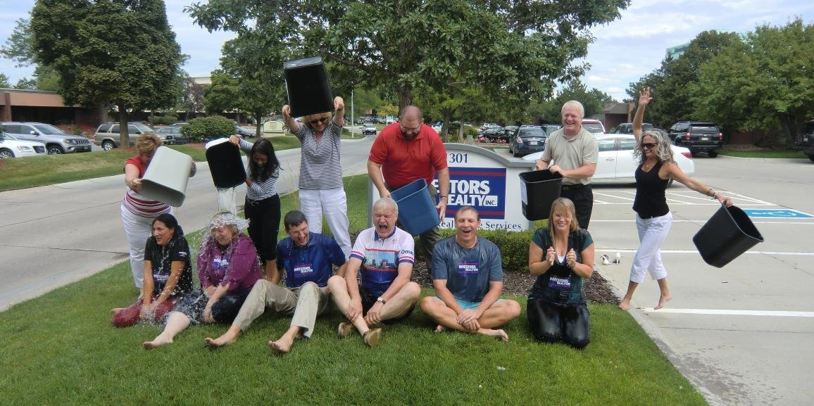 IRI – ALS Ice Bucket Challenge