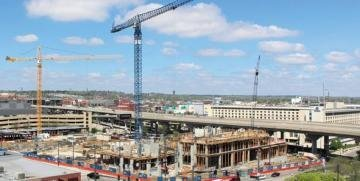Capitol District on Pace for Summer 2017 Opening